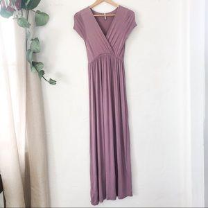 Dresses & Skirts - Motherbee Maternity Maxi Dress